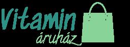 Vitamináruház logó